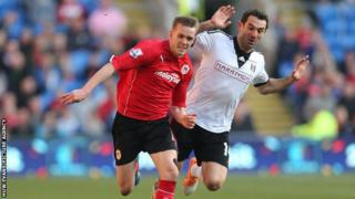 Cardiff winger Craig Noone missed the last two months of last season and the beginning of this through injury