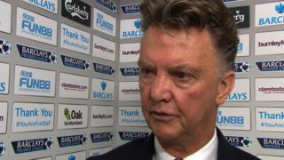 Manchester United boss Louis van Gaal