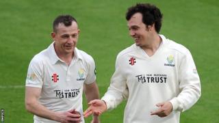 Graham Wagg and Gareth Rees