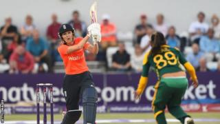 England captain Charlotte Edwards hits out