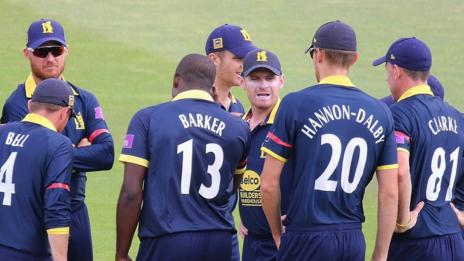 Warwickshire have won both their One Day Cup home games at Edgbaston, having also had the Derbyshire game rained off in June