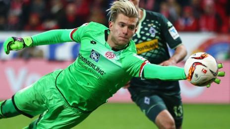 Loris Karius joins Liverpool