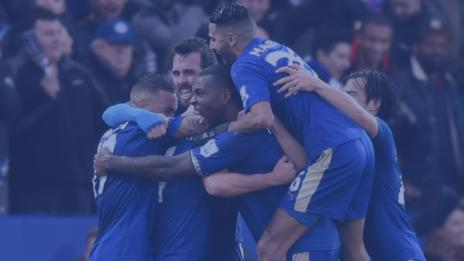 A punter had £5 bet on Leicester at 5,000-1