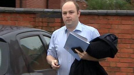 Northampton South MP David Mackintosh