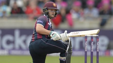 Ben Duckett was a key part of Northants' T20 winning team at Edgbaston