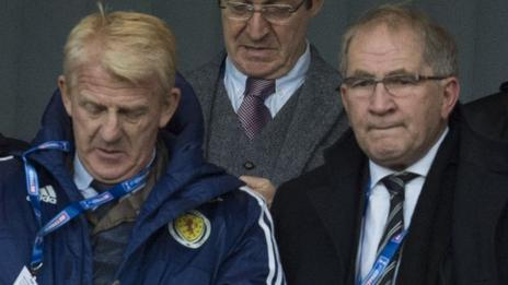 Gordon Strachan and Alan McRae