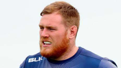 Conor Carey will make his Connacht debut against Edinburgh following his summer move from Nottingham