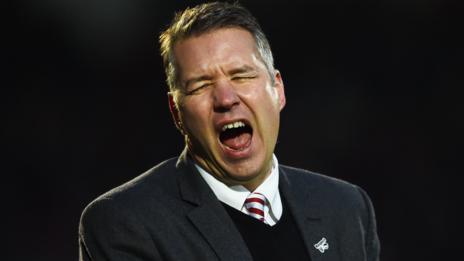 Doncaster manager Darren Ferguson