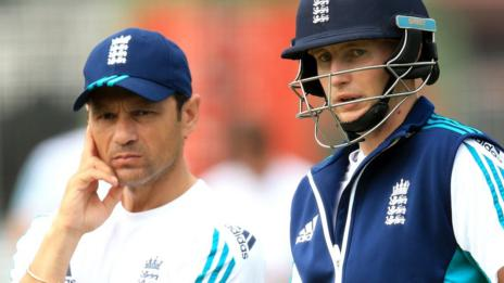 Mark Ramprakash and Joe Root