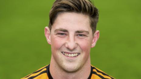 Alloa Athletic scorer Jordan Kirkpatrick