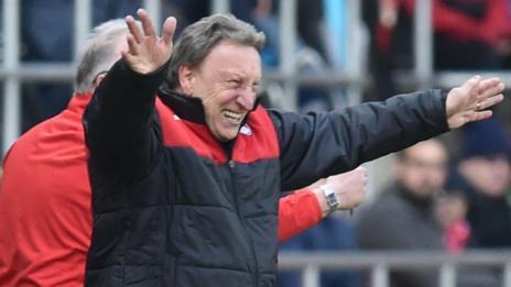 Neil Warnock Rotherham manager