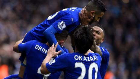 Riyad Mahrez wins PFA player of the year after scoring important goals Leicester City