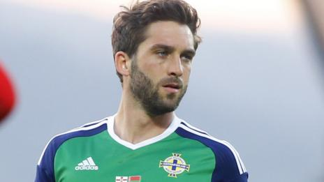 Will Grigg failed to make an appearance for Northern Ireland at the Euro 2016 fina