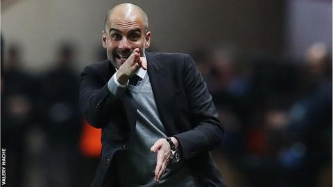 Pep Guardiola 'taught a lesson' in first year at Manchester City