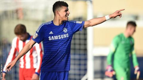 Liverpool win race to land Chelsea prospect Domonic Solanke