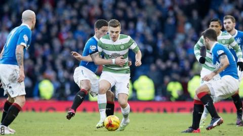 Image result for rangers celtic