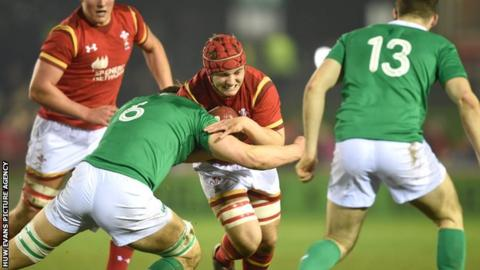 Vass satisfied with World Rugby U20 Championship opener