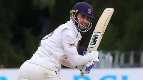 Essex skipper Ryan ten Doeschate
