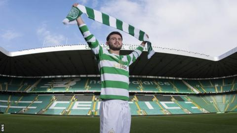 Celtic announce return of Patrick Roberts on loan deal