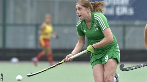 Ireland international Katie Mullan scored UCD's final goal against Pegasus on Saturday