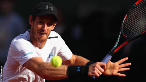 Andy Murray beats Kei Nishikori