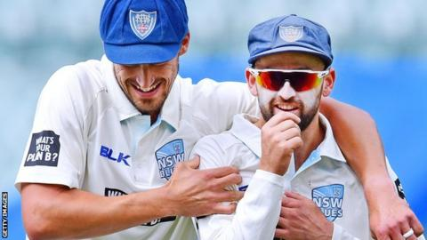 Sheffield Shield Game Delayed Because Nathan Lyon Burnt His Toast