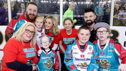 UK: Nine-year-old Boy Facing Heart Surgery Wins Ice Hockey Award