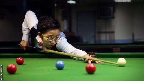 Ng On Yee lost to Reanne Evans