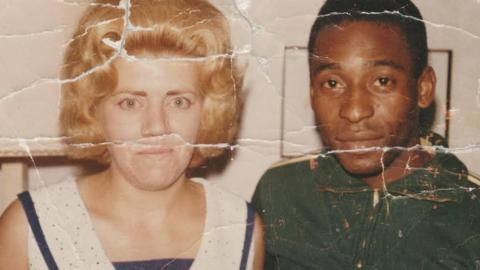 Betty Vale and Pele