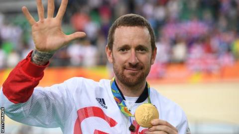 Sir Bradley Wiggins to make competitive rowing debut at British Indoor Championships