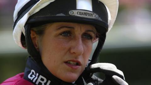 Jockey Josephine Gordon