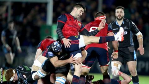 Munster scum-half Conor Murray said he did not lose consciousness in the Scotstoun match