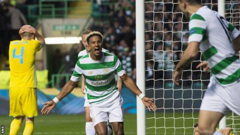 Five-goal Celtic rout Astana in Champions League first leg