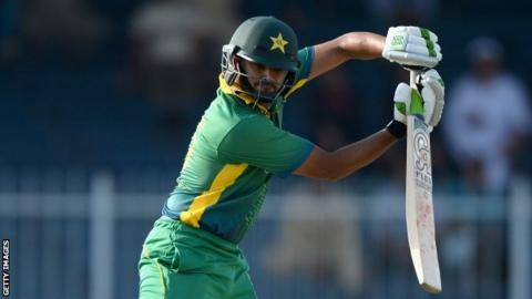 Pakistan one-day captain Azhar Ali