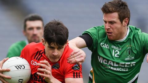 Glenbeigh/Glencar beat Rock St Patrick's by three points in the Junior Club final