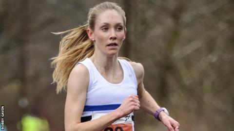 Maddie Murray won the 1500m last year