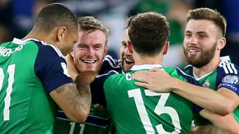 Northern Ireland play-off