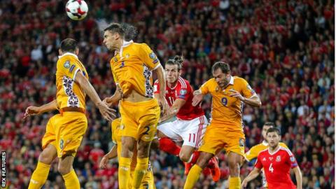 Wales victory strengthens their position in World Cup qualifiers