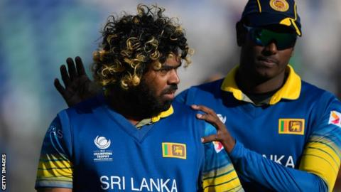 Lasith Malinga was charged with making a statement to the media without the prior consent of the board