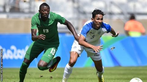 #RioOlympics: Nigeria gets first medal as U-23 team defeats Honduras