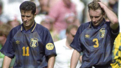 John Collins and Tom Boyd