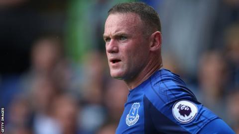Wayne Rooney: Everton should pick striker despite drink-drive charge - Wright