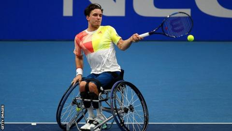 Reid follows in Murray's footsteps to finish year as world number one