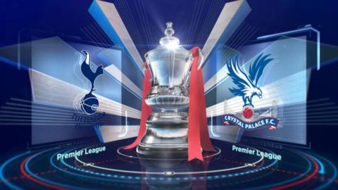 Highlights: Tottenham 0-1 Crystal Palace