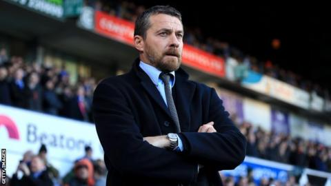 Fulham boss Slavisa Jokanovic: The better team lost playoff semifinal