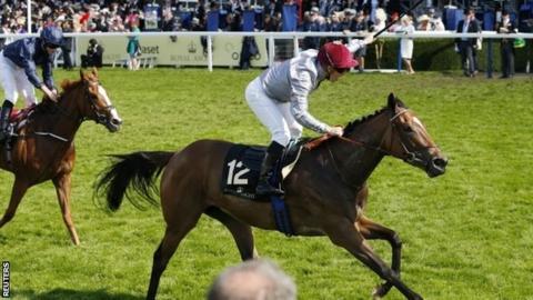 Qemah wins at Royal Ascot