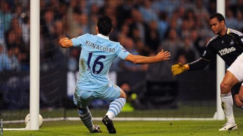 Sergio Aguero could be your hero in TWO separate ways this weekend