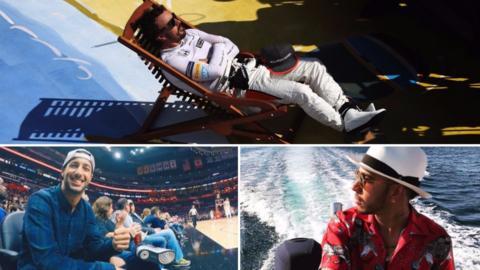 F1 holidays