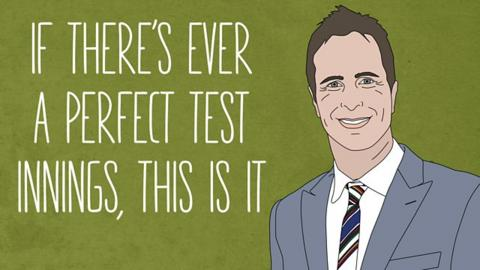 Pint-Sized TMS: Root imperious as England take charge