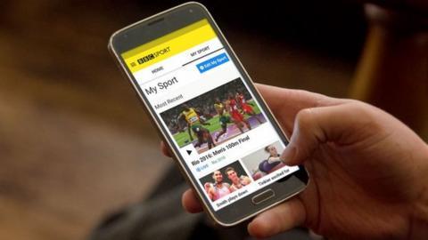 BBC Sport features